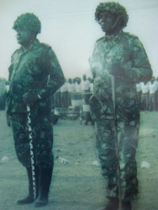 A TRIBUTE TO THE FORMER 202 BRIGADE COMMANDER OF TABORA LT GENERAL MAYUNGA